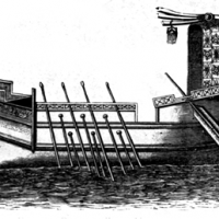 The 900 Ton Vessel that the Earl Of Cumberland Sailed On